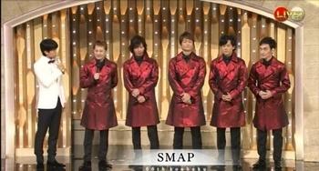 SMAP 紅白歌合戦 辞退 NHK ニュース7 書面 手紙 出演せず.jpg